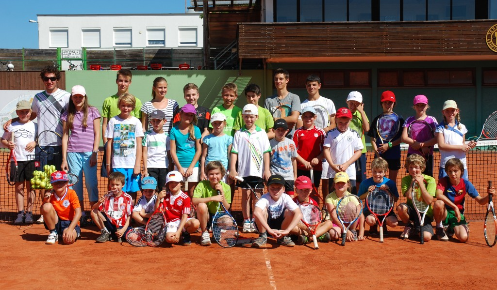 Tennisclub Grafing Sommercamp 2012