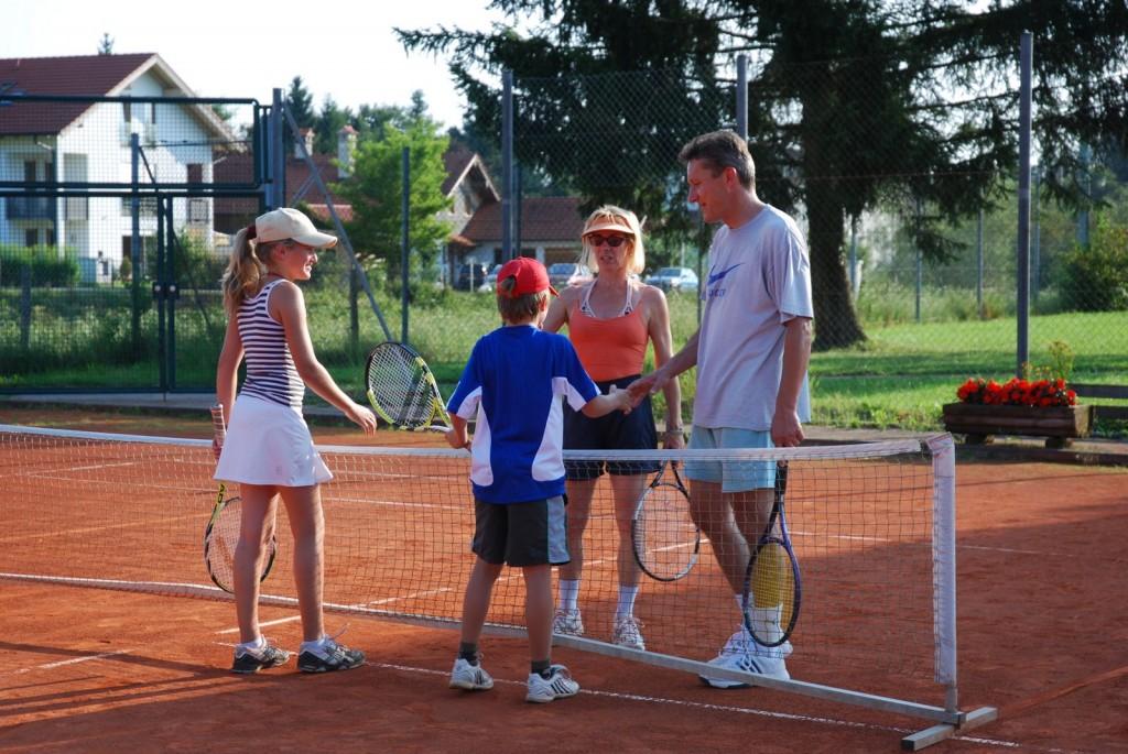 Familientag 2009 im Tennisclub Grafing