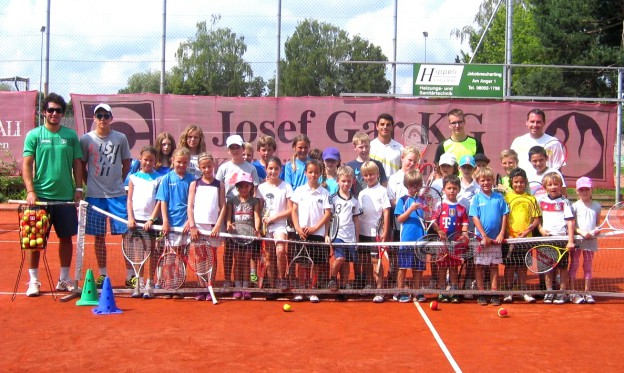TC Grafing Sommercamp August 2014