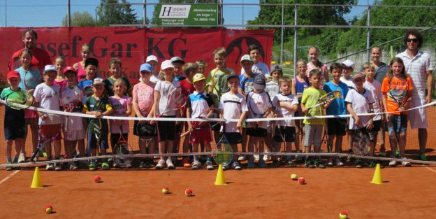 Sommercamp August 2016 TC Grafing
