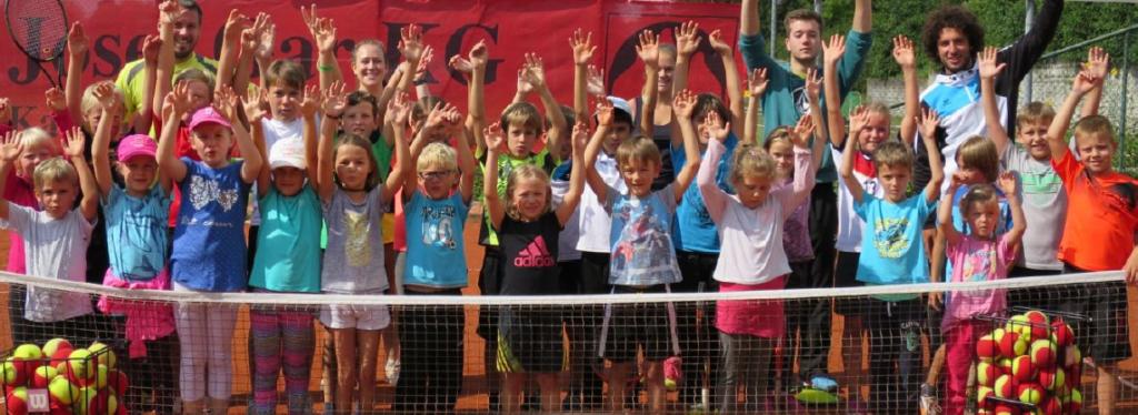 Kreissparkassencamp Tennis Sommercamp TC Grafing 2017