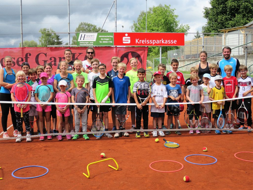 TC Grafing Sommercamp August 2017